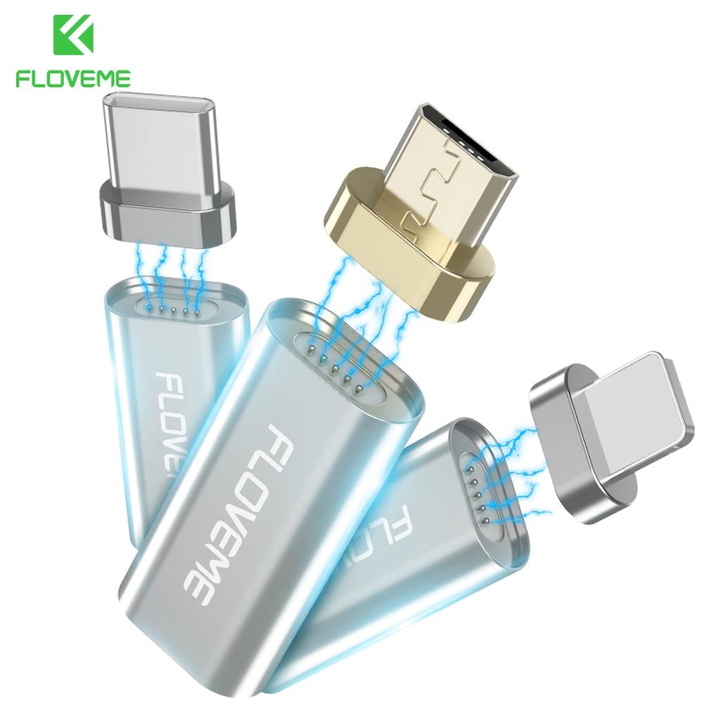 Aliexpress.com : Buy FLOVEME Magnetic USB Micro Female to