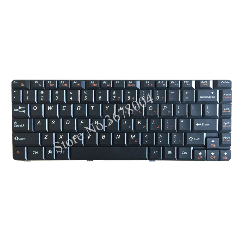 New Laptop Replacement Keyboard for Lenovo IdeaPad G460 G460A G460AL G465 G465A US Layout