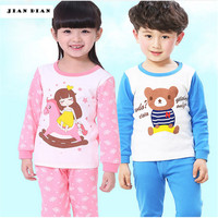 Baby Clothing Set Pijamas Kids All For Children Clothing Accessories Kids Clothes Boys Girls Pajamas Child