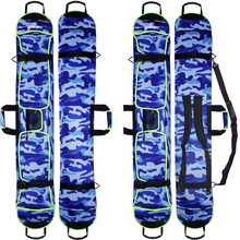 155-145 см Лыжный Сноуборд Сумки Дайвинг ткань материал лыжи доска сумка сноуборд устойчивый к царапинам моноборд пластина защитный чехол