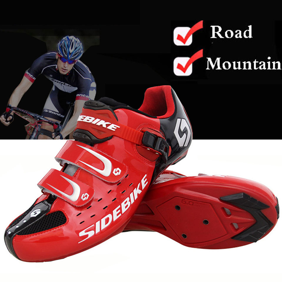 Sidebike MTB Shoes Mountain Road Cycling Shoes Men Women Breathable zapatillas ciclismo Non-slip spd Bicycle Shoes Bike Shoes цена
