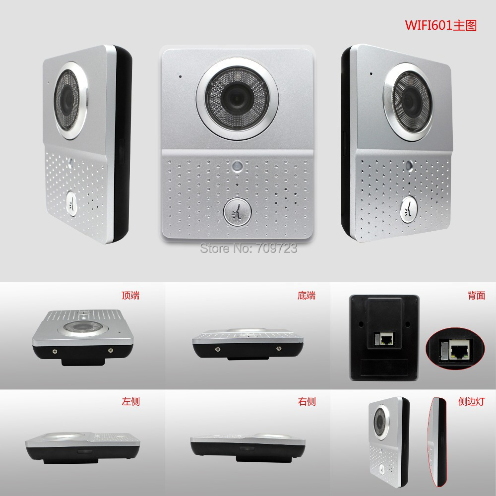 Best doorbell camera system - Actop Wifi Wireless Doorbell Video Intercom System Security Camera Video Door Phone For Android Ios System Door Phone Wifi 601 In Video Intercom From