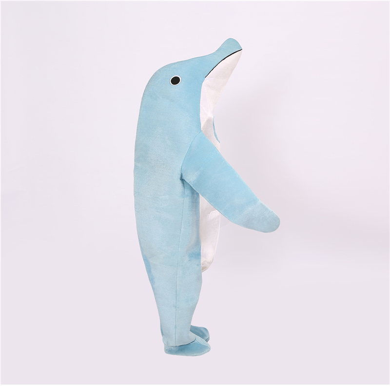 Cute Onesies Jumpsuit for  Adults Kids Cosplay Costume Whale Stage Clothing Fancy Dress Halloween Christmas High Quality