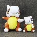 15-29 см 2 Стили Японии Аниме Мультфильм Cubone Плюшевые Игрушки Мягкие Чучела Животных Куклы игрушки Подарки Для Детей