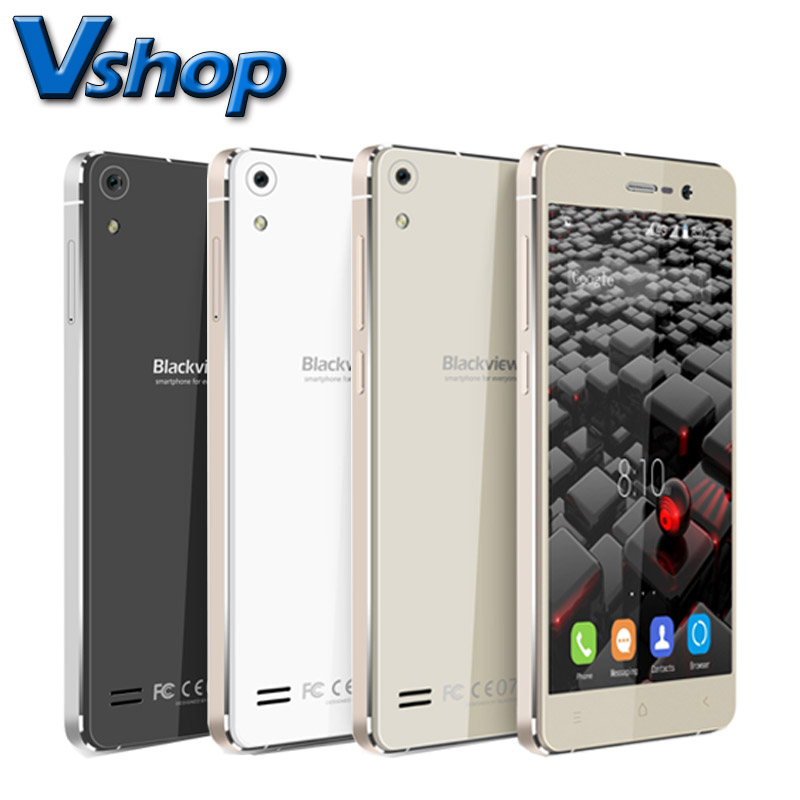 Original Blackview Omega Pro 5 inch HD Cellphone Android 5 1 MTK6753 Octa Core 1 5GHz