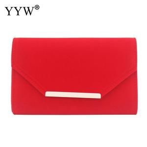 Image 1 - beige Clutch Bags For Women envelop handbags wedding party clutches 2019 Female Sac A Main blue female with chain clutch bag