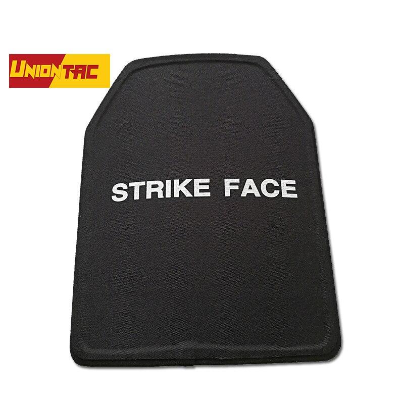 Uniontac  NIJ IIIA Pure PE Ballistic Plate With Test Report