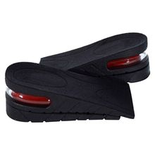 ABDB Men Women Shoe Insole Air Cushion Heel insert Increase Tall Height Lift 5cm