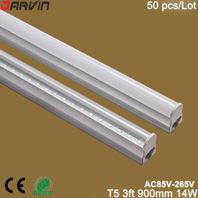 Fluorescente Gratuite 3 W Intégrée 220 VLivraison V T5 Led Ac110v 265 90 Lampe Lumière Tube 14 Pieds Cm EI29HWD