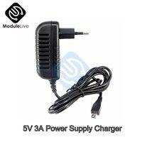 5V 3A Netzteil Ladegerät AC DC Konverter Adapter DC 3000mA MICRO USB 15W EU Für telefon rechner
