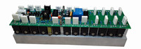 hifi large power watt High fidelity home fever professional stage 22pair C5200 A1943 large watt 2500W mono amplifier board