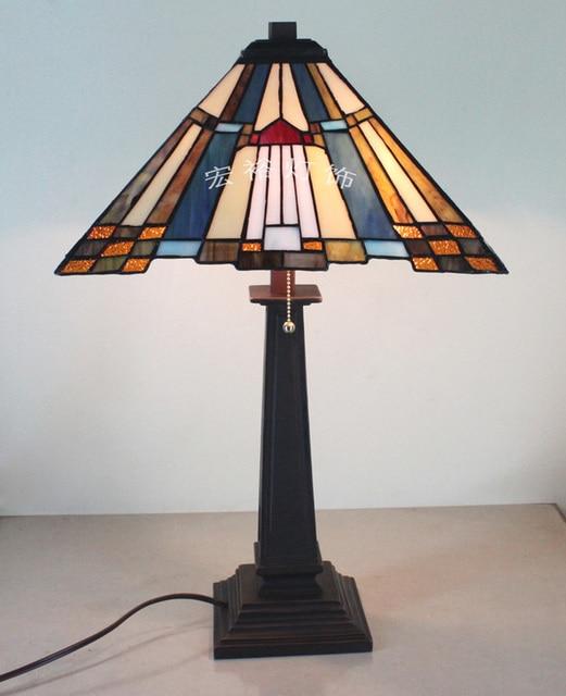 Living Room Quartet american quartet upscale retro table lamp living room lamp shade