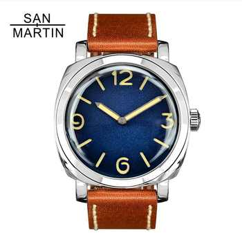 San Martin Men Fashion Watch Automatic Diving Watch Vintage Stainlss Steel Wristwatch 200m Water Resistant  Montre Homme Men - DISCOUNT ITEM  14% OFF All Category