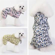 New Four Legged Dog Raincoat  Spring And Summer Pet Leg
