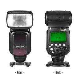 YONGNUO YN968C Flash Speedlite for Canon DSLR Compatible with YN622N YN560 Wireless TTL Speedlite 1/8000 with LED Light