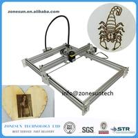 New Listing 5500mw Large Area Mini DIY Laser Engraver Engraving Machine Laser Printer Marking Machine