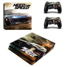 Need for Speed PS4 Slim Skin Sticker