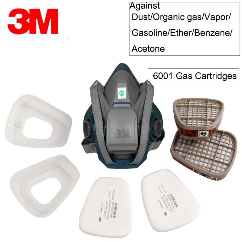 3m masque anti virus