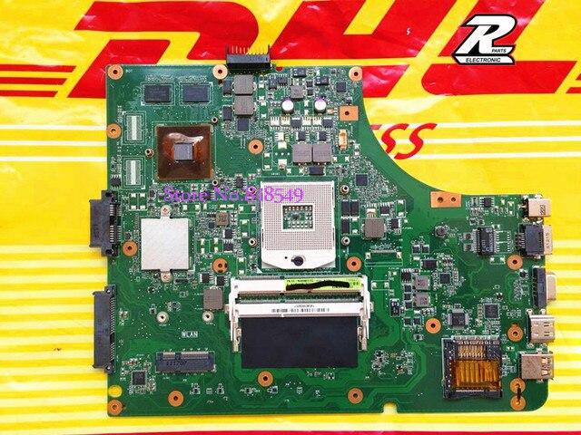 Disponibles nueva! para ASUS K53SV placa rev 2.1 / 2.3 / rev 3.0 K53S wholesale nave rápida X53S K53SC K53SJ Notebook N12P-GV-B-A1 GT520M buen paquete
