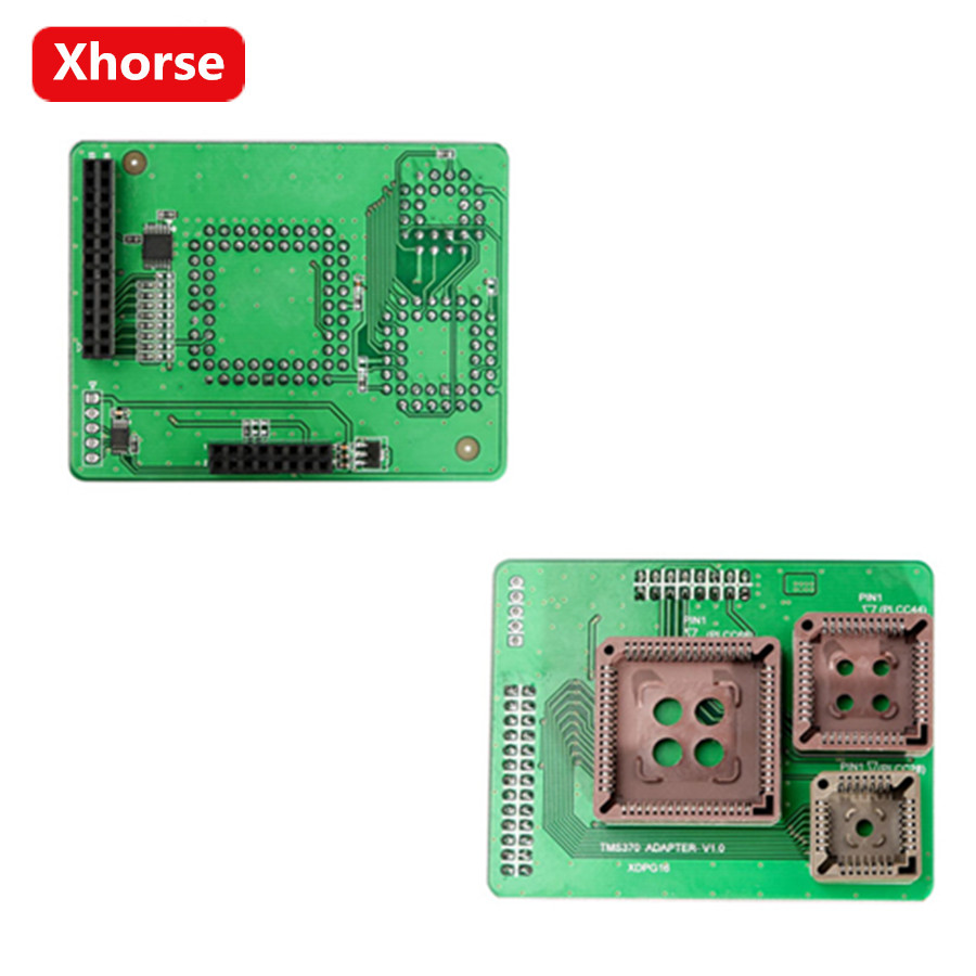 Xhorse TMS370 PLCC28 Adapter Working Together with VVDI PRO