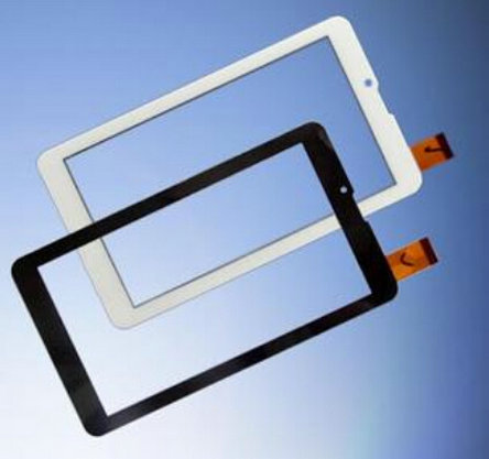 New For 7 inch TEXET TM-7866 3G Tablet touch screen Touch panel Digitizer Glass Sensor Replacement Free Shipping free film new touch screen digitizer for 7 texet tm 7096 x pad navi 7 3 3g tm 7849 tablet panel glass sensor replacement