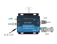 WIFI Serial Server RS232 485 Go To Wifi Converter DTU