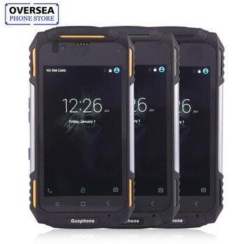 GuoPhone V88 Smartphone IP68 Étanche Téléphone 4.0 Pouces 1 GB 8 GB 5MP 3200 mAh 3G Mobile Support Téléphonique GPS Téléphone Intelligent Extérieure