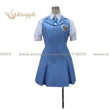 Kisstyle Fashion Tari Wakana Sakai Uniform COS Clothing Cosplay Costume,Customized Accepted