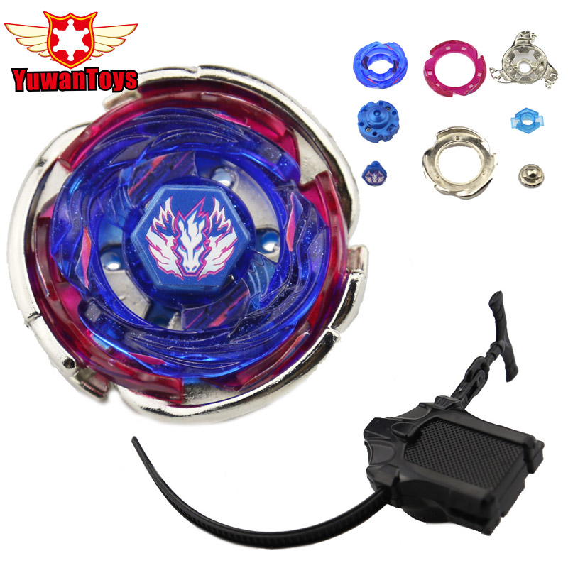 New Beyblade BB105 BIG RANG PEGASIS F D Spinning Top Metal Fury 4D Rapidity F S