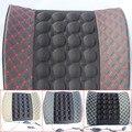 Car lumbar support electric massage back cushion auto headrest lumbar support Car massage waist cushion