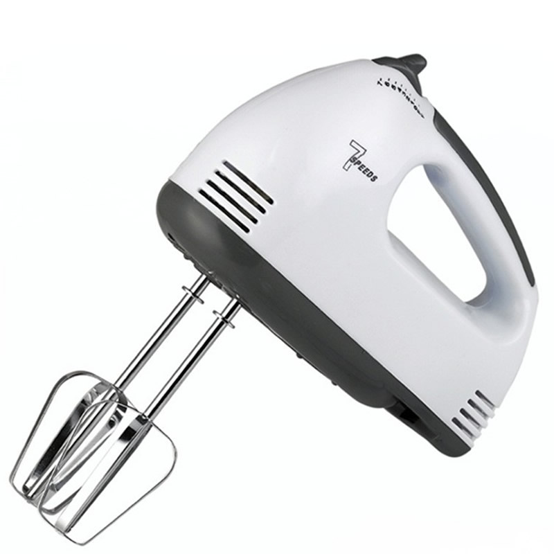 100W Electric Doughmaker Milk Drink Whisk Mixer Frother Foamer Kitchen Egg stirring Beater Electric Mini Handle Mixer Stirrer 100w electric doughmaker milk drink whisk mixer frother foamer kitchen egg stirring beater electric mini handle mixer stirrer