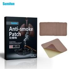 35pcs Patch Nicotine SmokingAnti-smoking Pad Stop Smoking Cessation Tabacco Leaf Health Care K01201