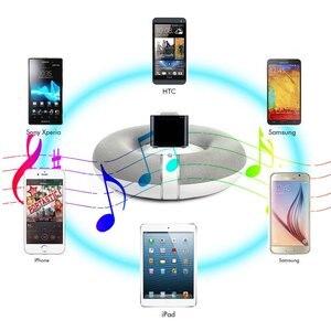 Image 4 - 30Pin بلوتوث 5.0 QCC3003 30 دبوس ستيريو محول الصوت جهاز استقبال للموسيقى ل بوس SoundDock II 2 IX 10 المحمولة المتكلم