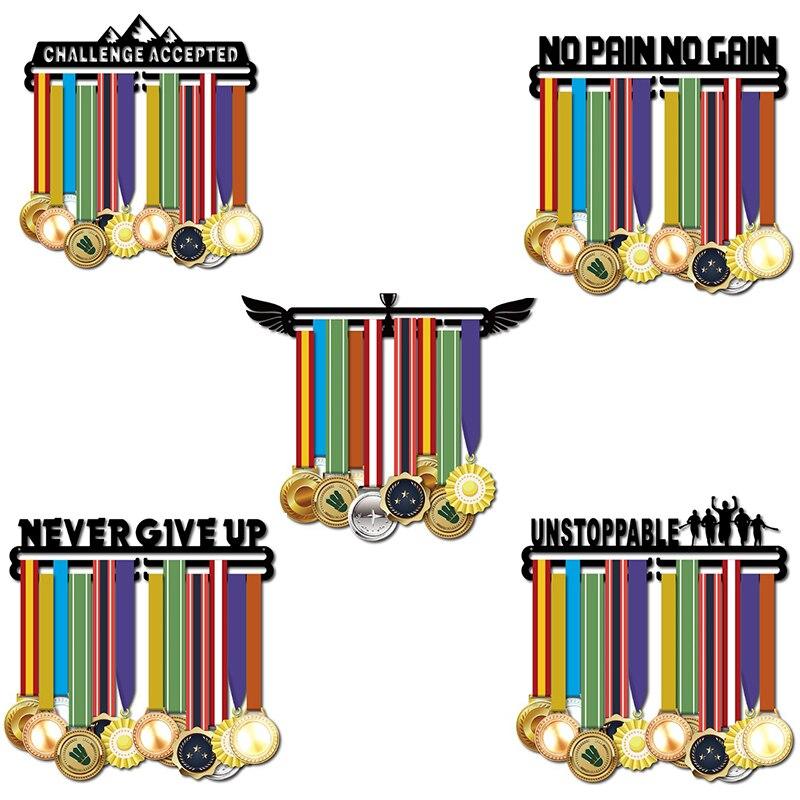 DDJOPH médaille cintre Sport médaille titulaire cintre pour médailles détiennent 20 + médailles