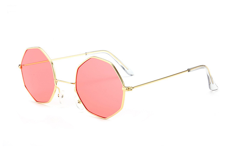 R.B.SKY 2018 Square Sunglasses Women men Retro Fashion Rose Gold Sun glasses Brand Transparent glasses ladies Sunglasses Wom ...