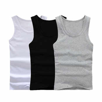 Men's Undershirt Bottoming Shirt 3 Pcs Cotton Men Casual Top Shirt Soft Breathable Slim Male Undershirt Underwear For men - DISCOUNT ITEM  34% OFF All Category