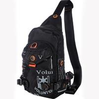 Oxford Men Sling Rucksack Backpack Brand Famous Travel Knapsack Fashion Top Quality Waterproof One Shoulder Chest Bag