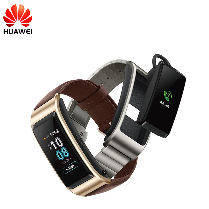 Huawei TalkBand B5 Talk Band B5 Bluetooth Smart Bracelet Fitness Wearable Sports Compatible Smart Mobile Phone