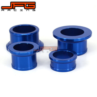 Billet Front And Rear Wheel Hub Spacer For YZ250F YZF250 YZF 250 2007 2008 2009 2010