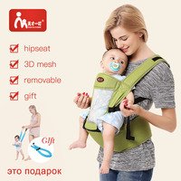 Baby Carrier Backpack Sling Wrap Ergonomics Bags In Strollers