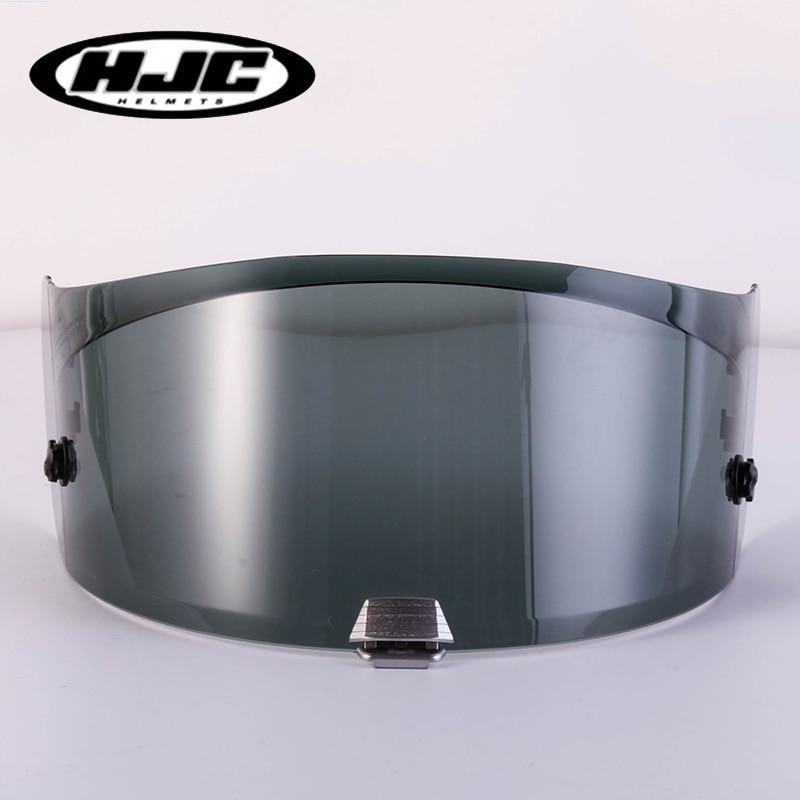 HJC HJ-20P casque lentille adapté pour RPHA-10 RPHA-10 Plus + casque lentille pare-fumée visière pour HJC LORENZO style casque visière