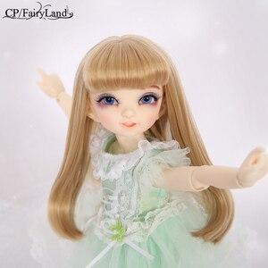 Image 1 - Бесплатная доставка куклы Fairyland Littlefee Reni BJD 1/6 модная фигурка из смолы Высококачественная игрушка для девочек Oueneifs Dollshe Iplehouse