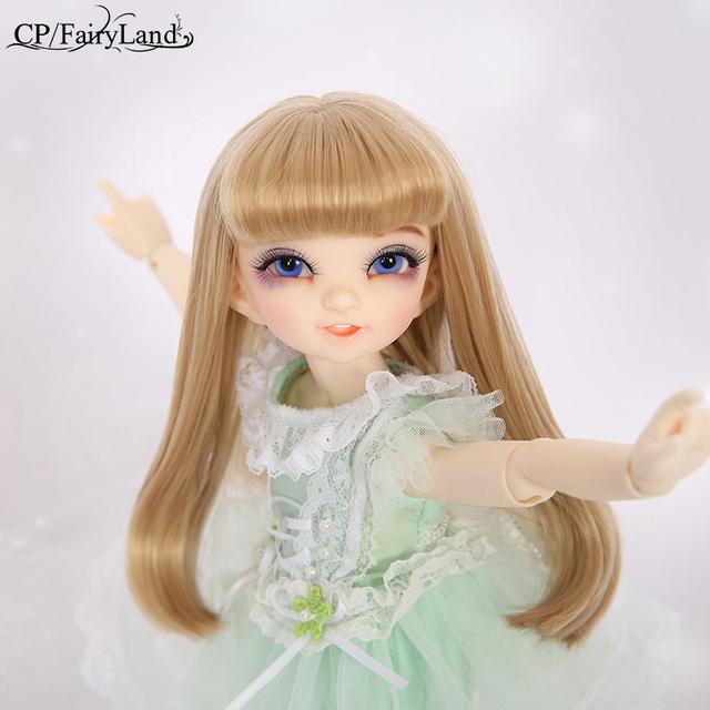 Free Shipping Fairyland Littlefee Reni BJD Dolls 1/6 Fashion Resin Figure High Quality Toy for Girls Oueneifs Dollshe Iplehouse