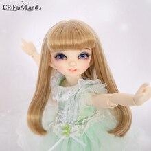 משלוח חינם הפיות Littlefee רני BJD בובות 1/6 אופנה שרף איור באיכות גבוהה צעצוע עבור בנות Oueneifs Dollshe Iplehouse