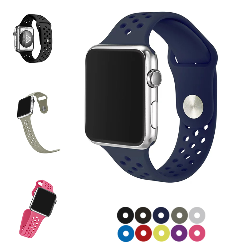 URVOI band for apple watch series 3 2 1 with light weight