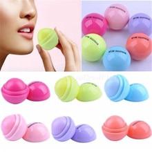 Ball Lip Balm Lipstick Lip Protector Natural Plant Ingredients Sweet Taste Fruit Embellish Lip Ball Makeup Lipstick Gloss Beauty