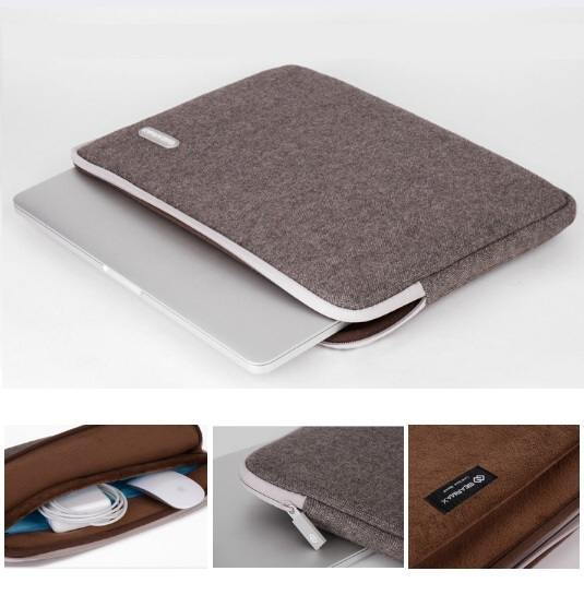 "Newest Hot Sleeve Case Bag For MacBook Air 11"" 13"" Pro 13"" 15"", 14"",15.6"" Laptop bag Notebook Bag,Wholesale,Free Shiping."