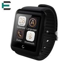 "E T U11 Smartwatch 360 mAH sim-karte 1,59 ""320*320 HD schlaf-monitor kompass funktion smart uhr für IOS android telefon PK U8 DM09"