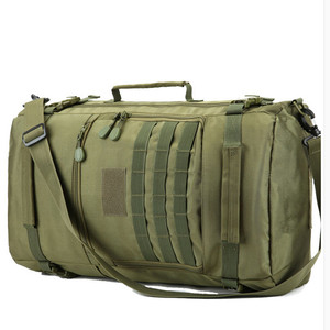 Image 3 - Men Travel Backpack 50L Laptop Backpack Large Capacity Teenager Male Mochila Waterproof Nylon Military Rucksack