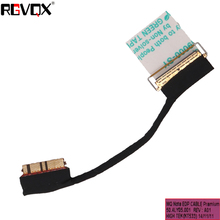 NEW Laptop LCD Cable For Lenovo Thinkpad X1 Carbon 2015Years P/N 50.4LY05.001 Replacement Repair Notebook LCD LVDS CABLE genuine original new for lenovo thinkpad laptop x1 carbon gen 4 20fb 20fc lcd rear lid back cover scb0k40144 01aw967 01aw992